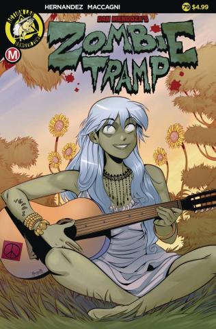 Zombie Tramp #79 (Maccagni Cover)