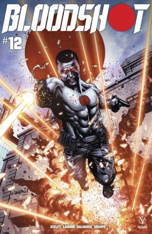 Bloodshot #12 (Salgado Cover)