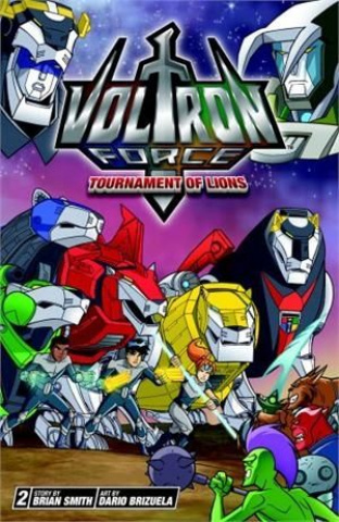 Voltron Force Vol. 2