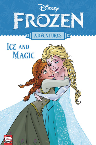 Frozen Adventures: Ice and Magic