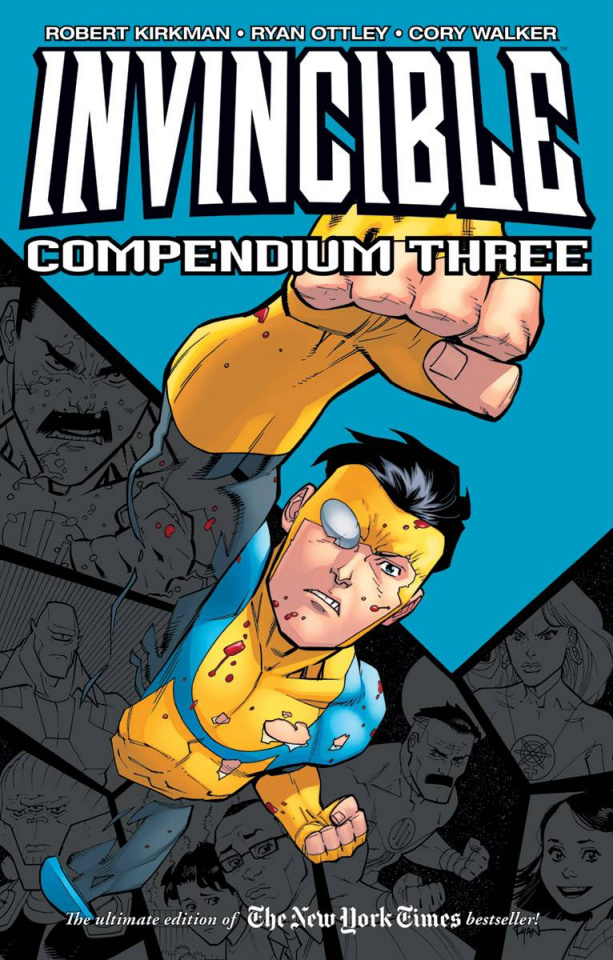Invincible Compendium Vol. 3