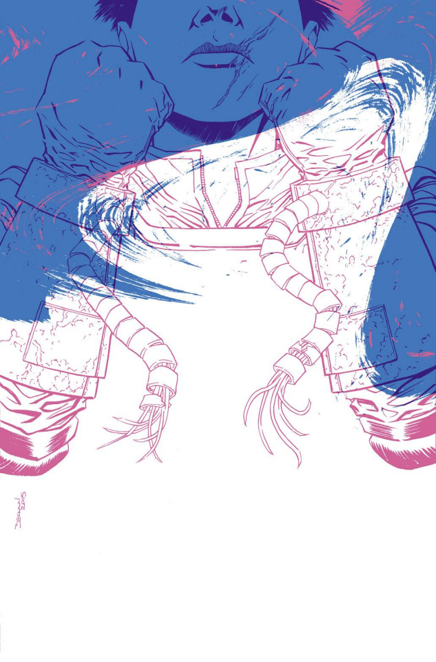 Cluster #4 (10 Copy Shalvey Cover)
