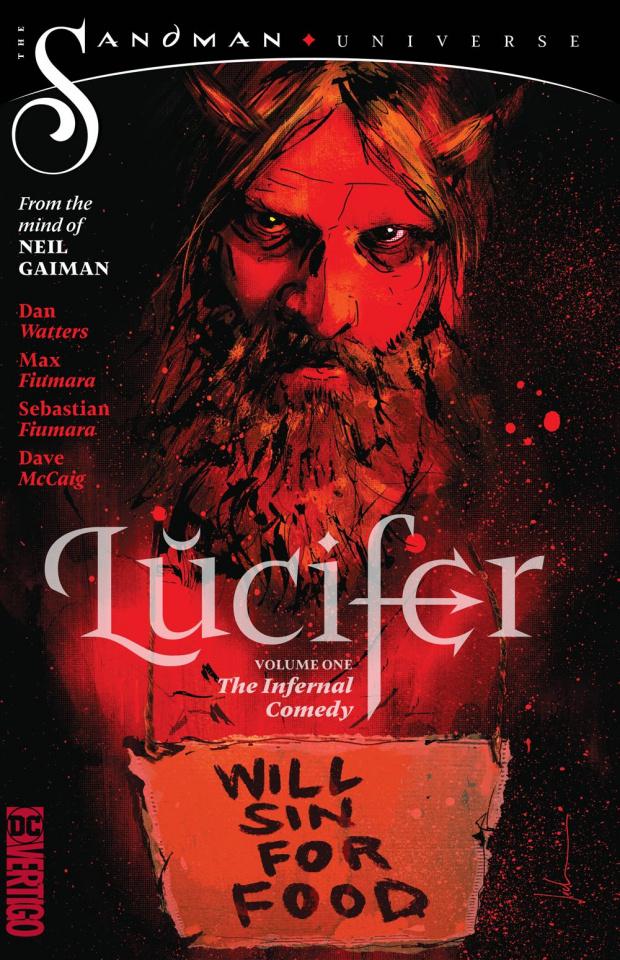 Lucifer Vol. 1: The Infernal Comedy