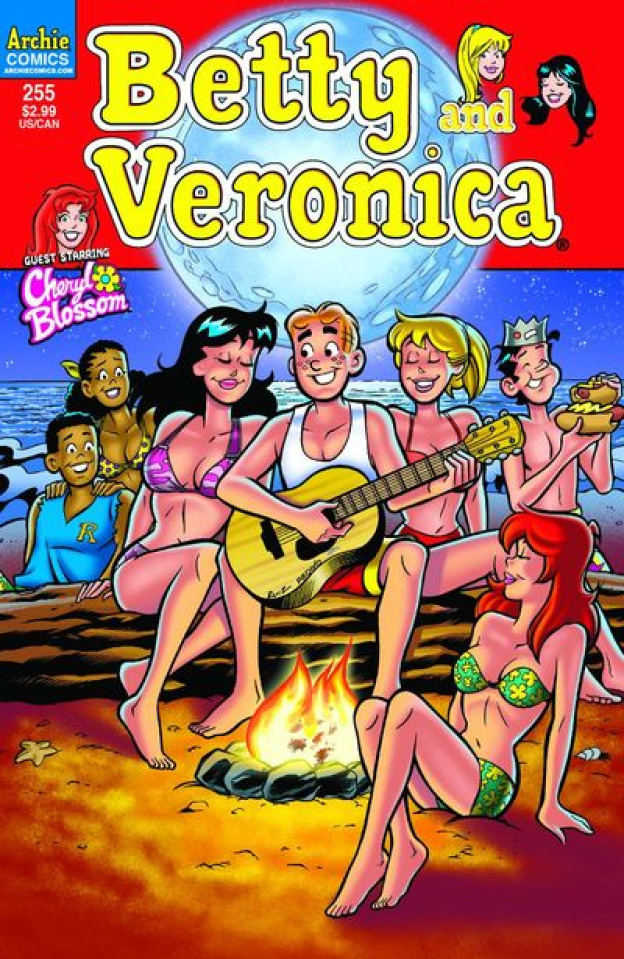 Betty & Veronica #255