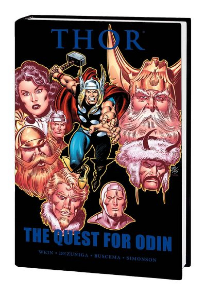 Thor: The Quest for Odin