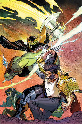 Wolverine: Infinity Watch #2