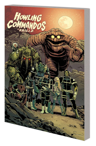 The Howling Commandos of S.H.I.E.L.D.: Monster Squad