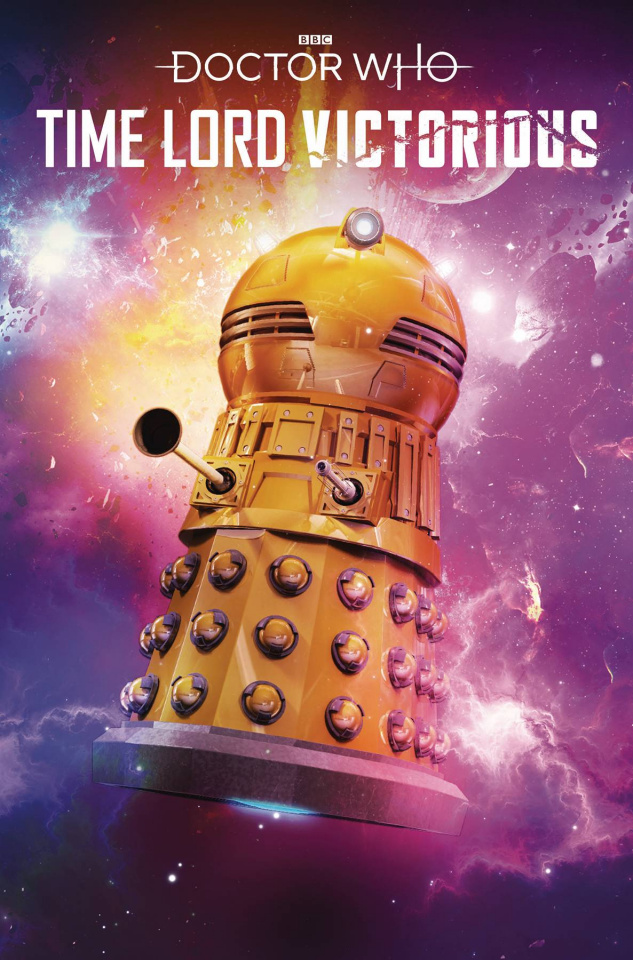Doctor Who: Time Lord Victorious #2 (Photo Cover)