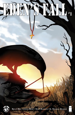 Eden's Fall #1 (Sejic Cover)