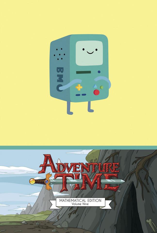 Adventure Time: Mathematical Edition Vol. 9