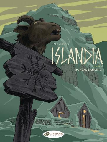 Islandia Vol. 1: Boreal Landing