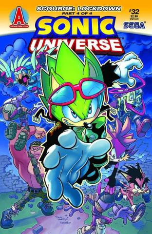 Sonic Universe #32