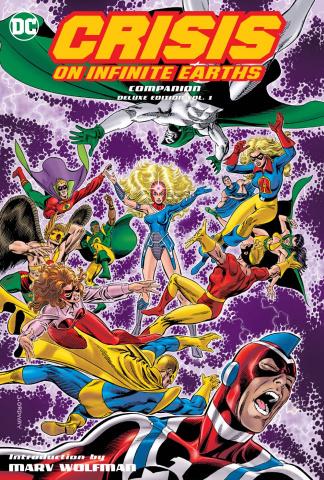 Crisis On Infinite Earths Companion Vol. 1