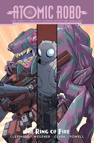Atomic Robo and The Ring of Fire