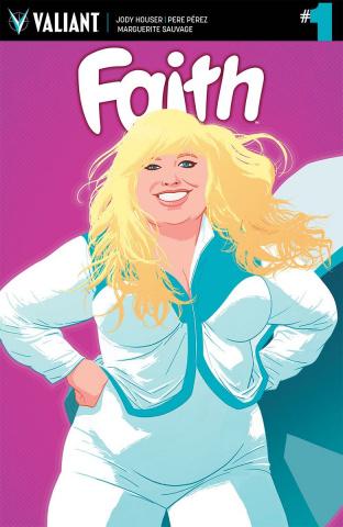 Faith #1 (20 Copy Kano Cover)