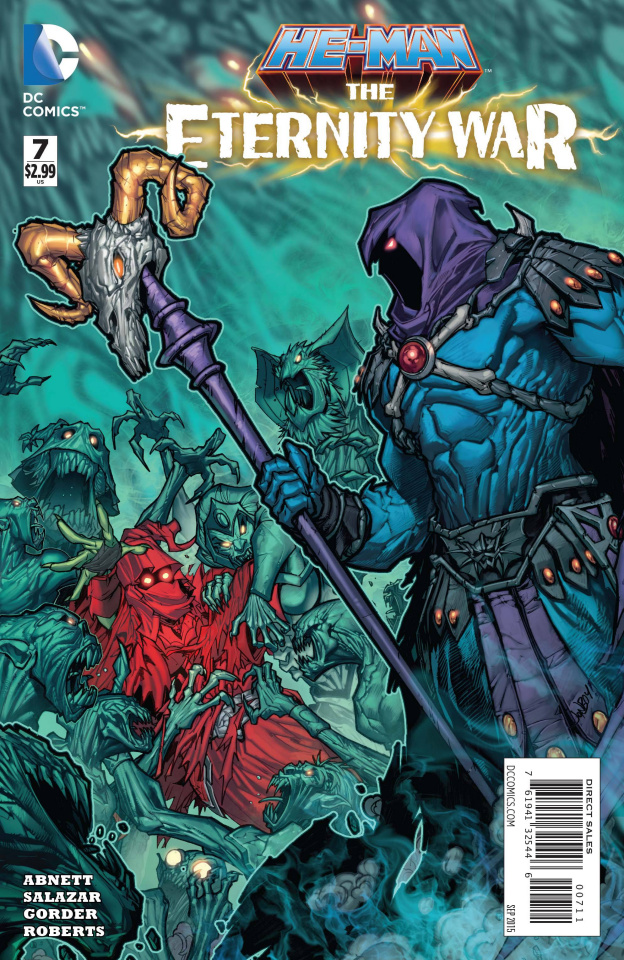 He-Man: The Eternity War #7