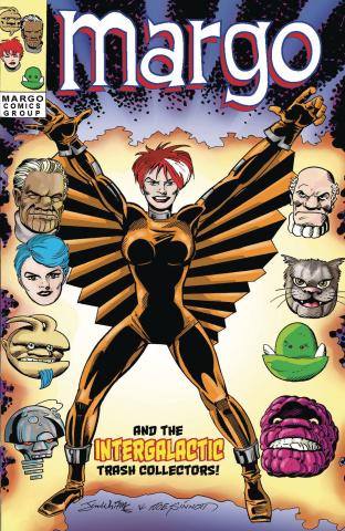 Margo: Intergalactic Trash Collector #2 (Sinnott Cover)