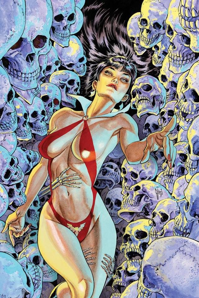 Vampirella #3 (40 Copy March Virgin Cover)