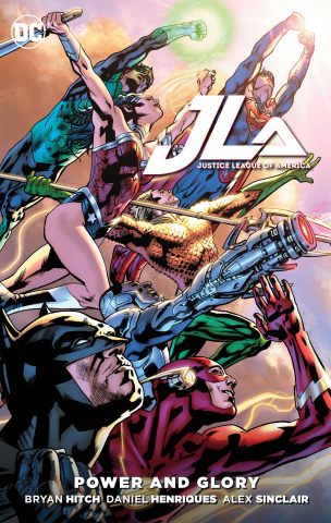 Justice League: Power and Glory