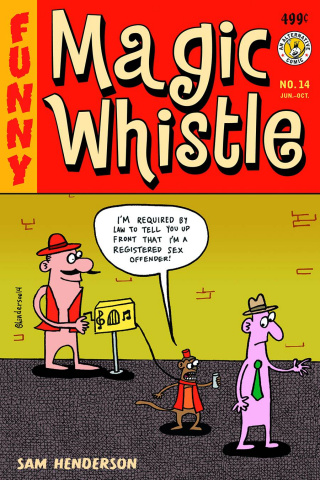 The Magic Whistle #14