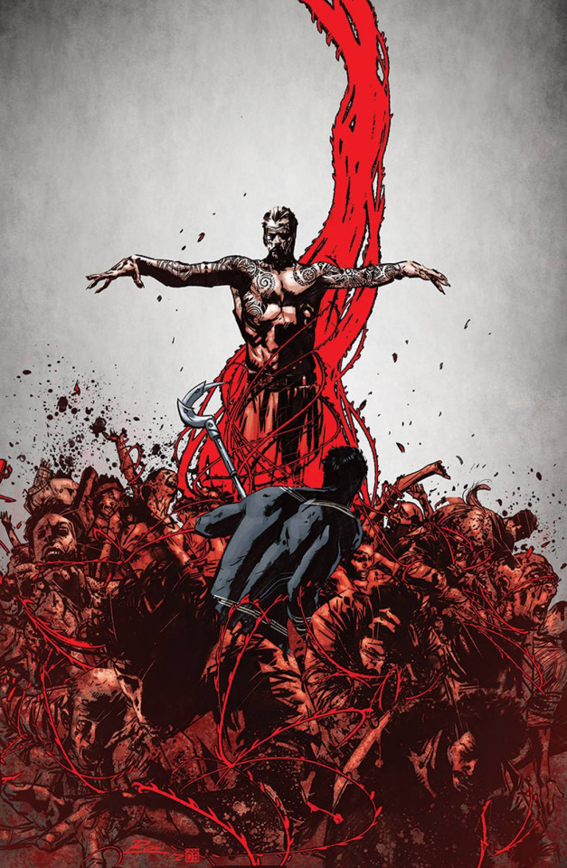 Shadowman #16 (De La Torre Cover)