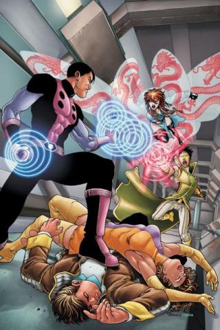 Adventure Comics #529
