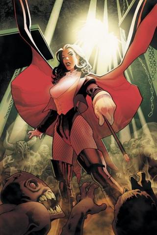 Zatanna: Mistress of Magic