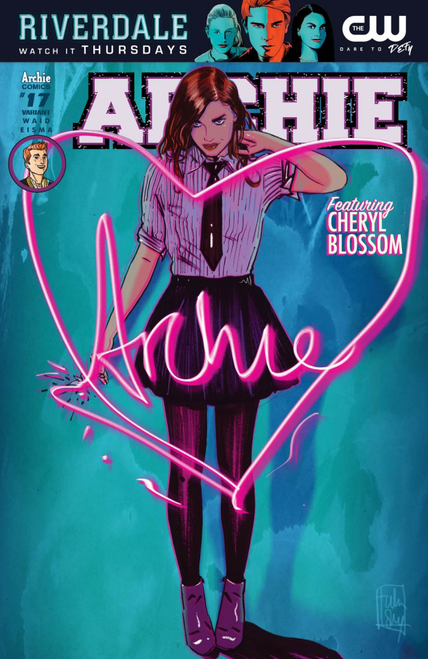 Archie #17 (Lotay Cover)