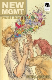 NEW MGMT #1 (Darrow Cover)