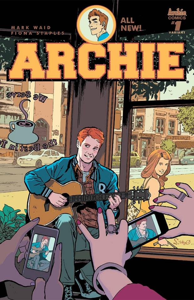 Archie #1 (Greg Scott Cover)