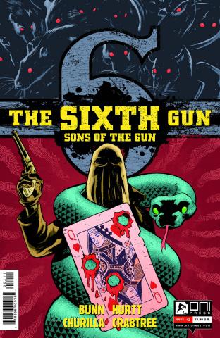 The Sixth Gun: Sons of the Gun #2