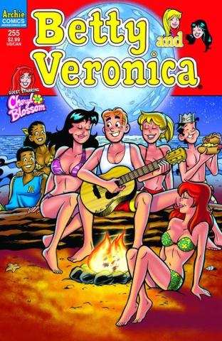 Betty & Veronica #255