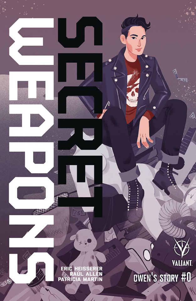Secret Weapons: Owen's Story #0 (Meynet Cover)
