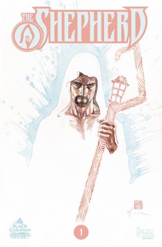 The Shepherd #1 (10 Copy Unlocked David Mack Cover)