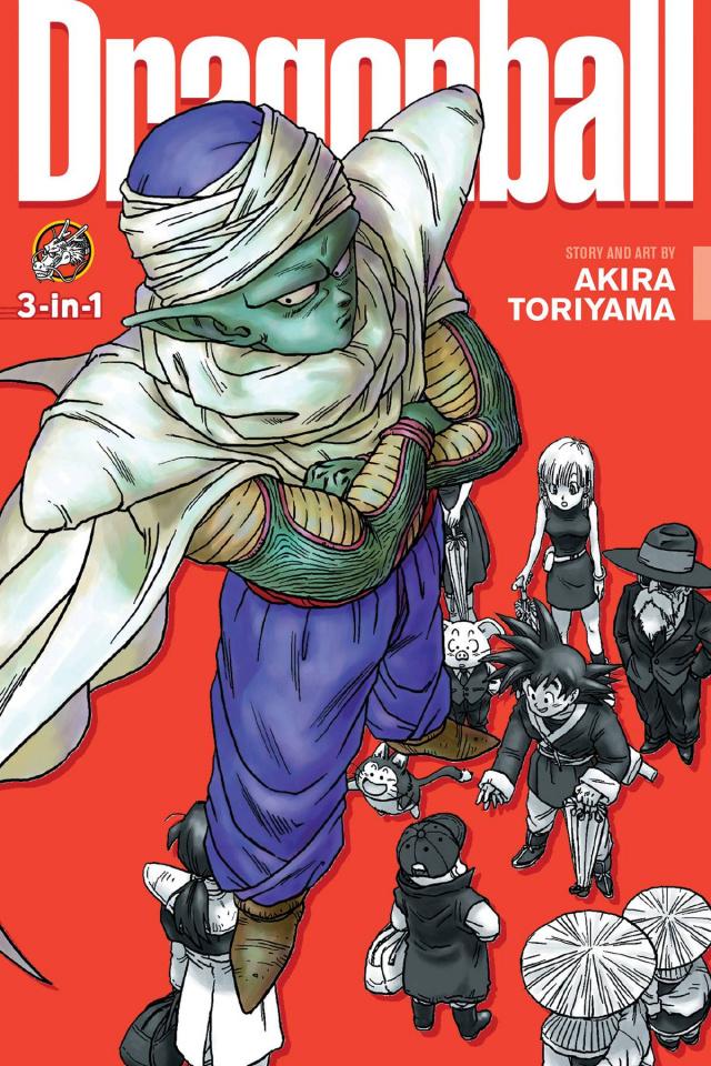 Dragon Ball Vol. 5 (3-in-1 Edition)