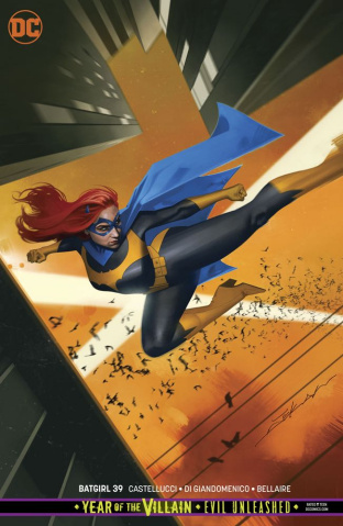 Batgirl #39 (Card Stock Cover)