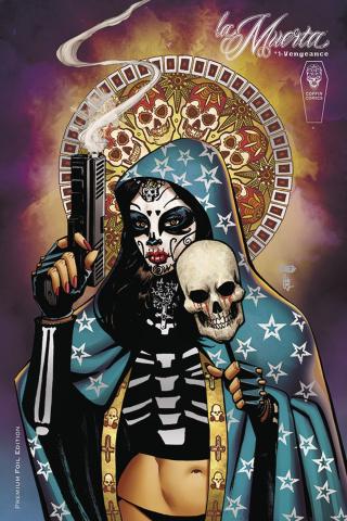La Muerta: Vengeance #1 (Foil Premium Cover)