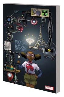 Moon Girl and Devil Dinosaur Vol. 3: The Smartest There Is...