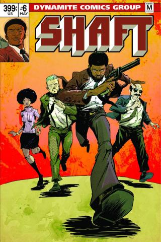 Shaft #6 (Greene Subscription Cover)