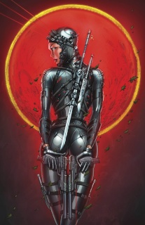 Grimm Fairy Tales: Red Agent #1 (Tyndall Cover)
