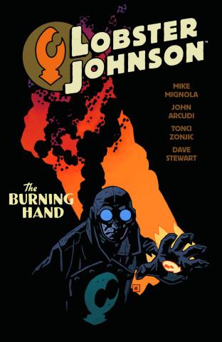 Lobster Johnson Vol. 2: The Burning Hand