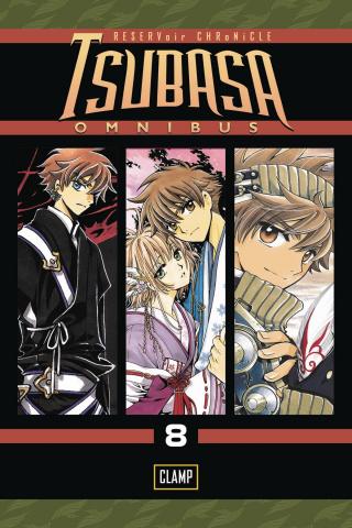 Tsubasa Vol. 8 (Omnibus)