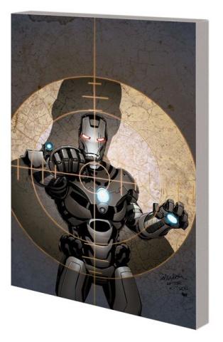 Iron Man 2.0 Vol. 1: Palmer Addley is Dead