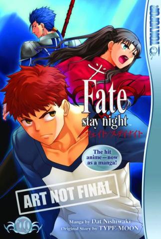Fate: Stay Night Vol. 10