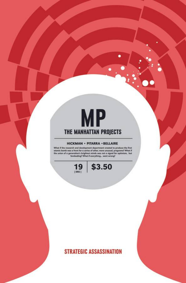 The Manhattan Projects #19