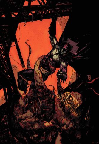 Batman: The Dark Knight #25