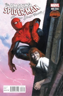 The Amazing Spider-Man: Renew Your Vows #4 (Dell'otto Cover)