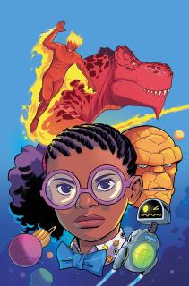 Moon Girl and Devil Dinosaur #25: Legacy