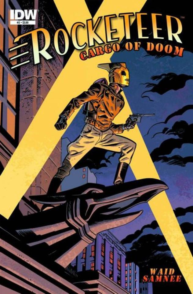 The Rocketeer: Cargo of Doom #2