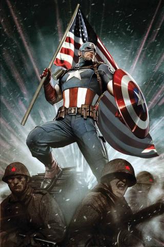Captain America: The Living Legend #1